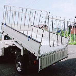 トラック荷台・ステップ